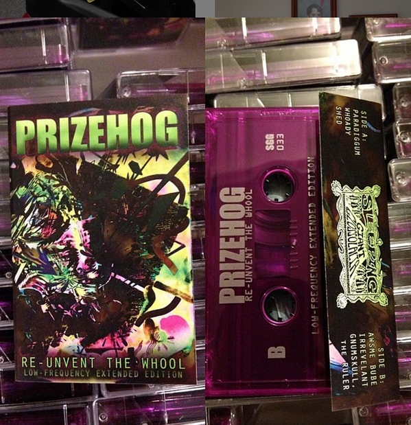 Prizehog low freqtape