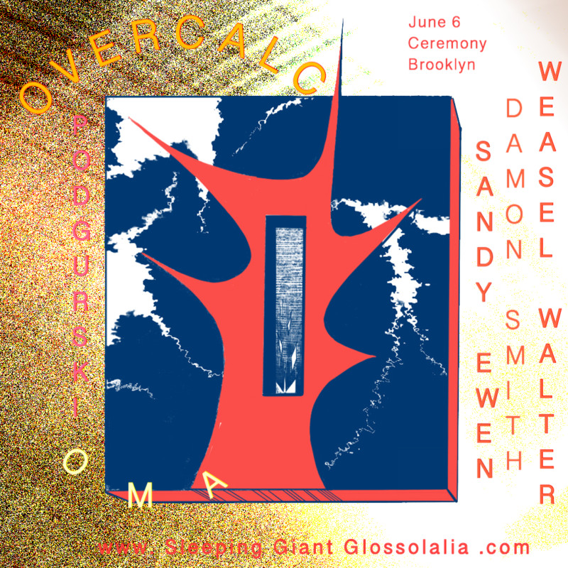 Sleeping Giant Glossolalia | The finest in hermetic sound